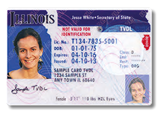 moving to illinois driving license